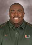 UM recruiting coordinator Clint Hurtt