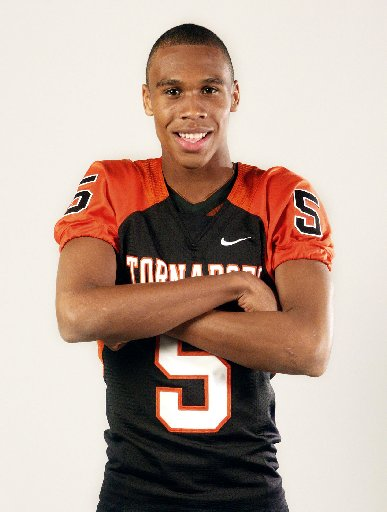 Booker T. Washington receiver Quinton Dunbar committed to UM on Sunday.