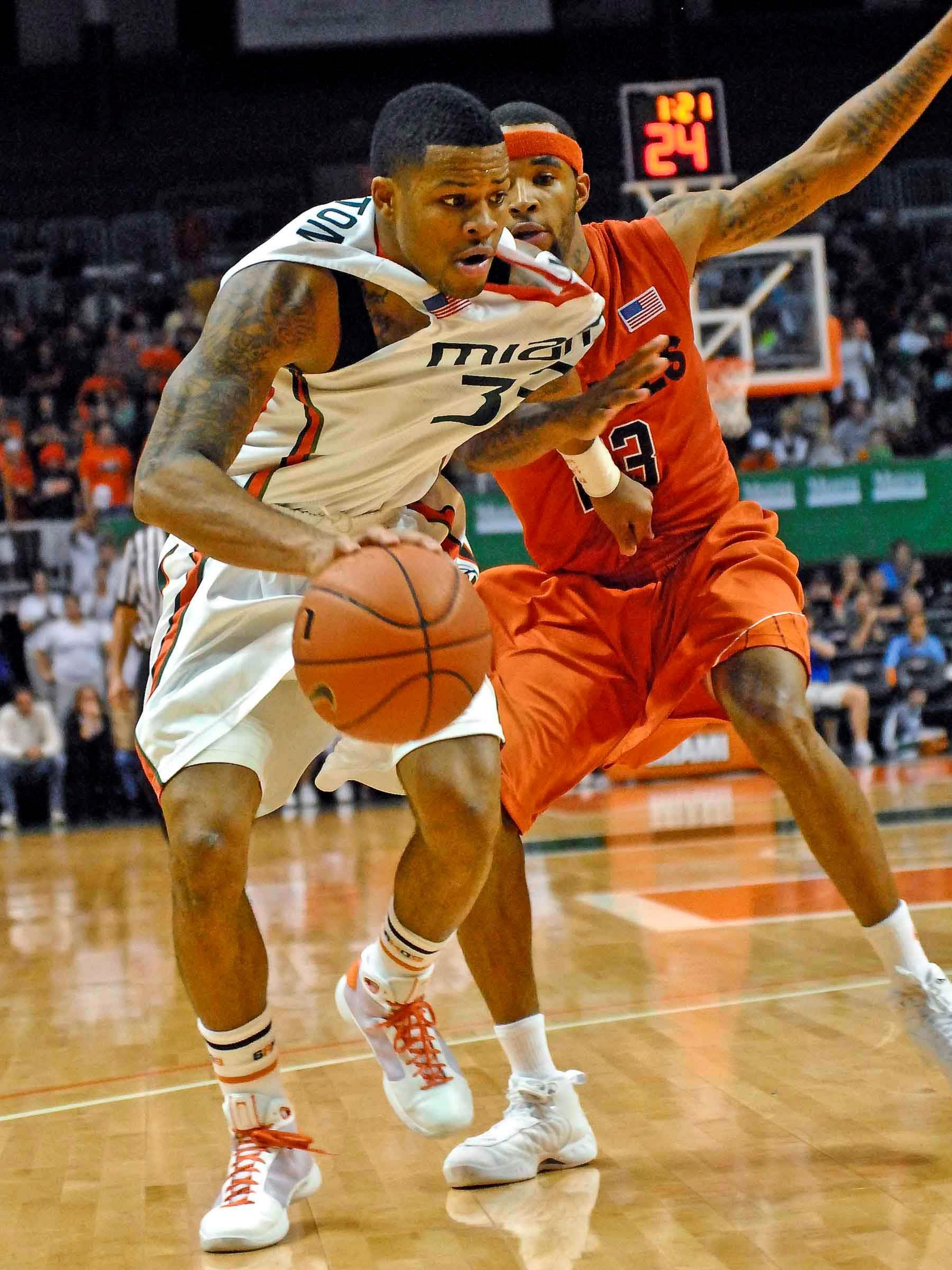 Jack McClinton and Malcolm Delaney had a classic battle at the BUC earlier this season. They'll face each other again Thursday.