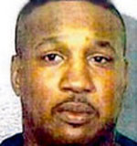 Police photo of Derrick Todd Lee
