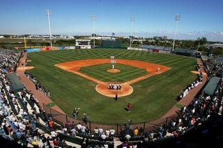Lauderdale stadium