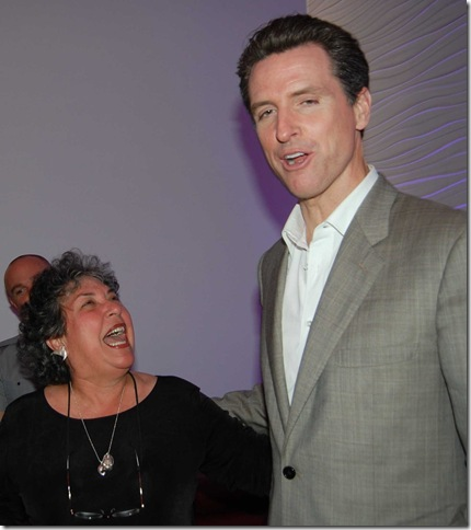 Gavin Newsom at Halo 049