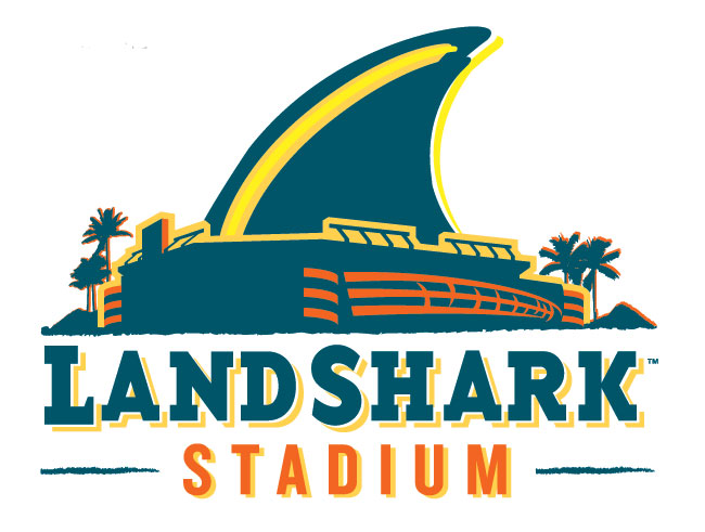 Land Shark Stadium logo