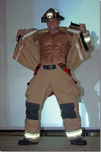 Photo gallery | 2010 South Florida Firefighters Calendar competition