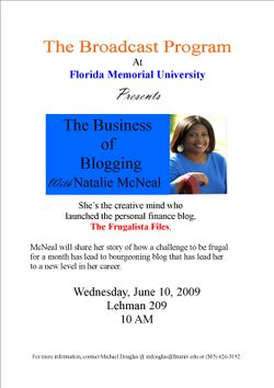 McNeal Flyer