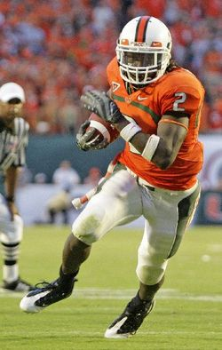 Graig Cooper has more than 1,500 yards rushing combined as a sophomore and freshman. But will he be allowed to be the primary back for UM in 2009?