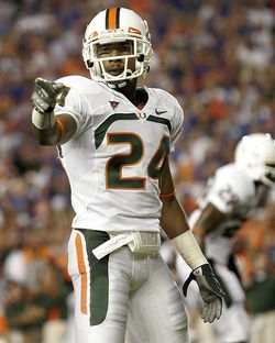 Chavez Grant has two interceptions in three seasons at UM. Will he step his game up as a senior?