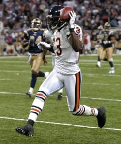 Devin Hester is entering his fourth season in the NFL with the Bears and expects to be one of the game's best receivers