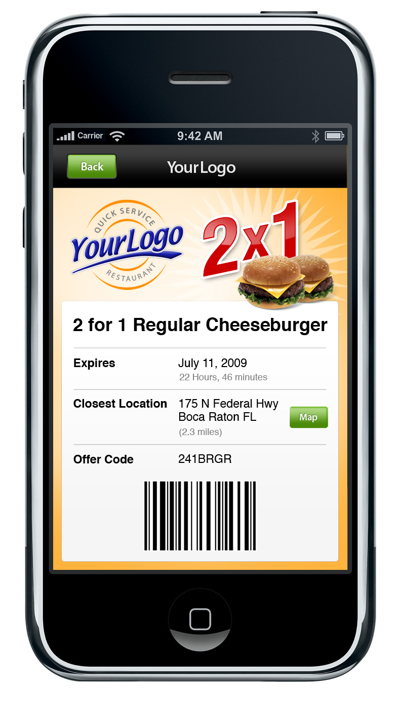 Your Logo Offer App