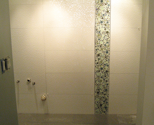 Bubble mosaic tiles bathroom design bubble tile adbeaebc wi bubble