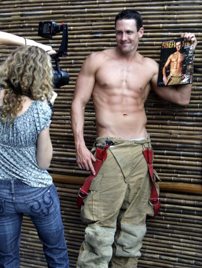 Sweet charity: South Florida Firefighters Calendar 2010