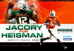 Jacory for Heisman