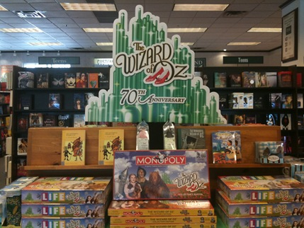 Oz Barnes & Noble