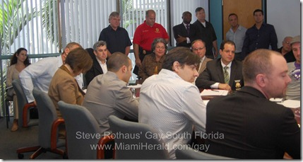 Miami Beach gay business committee 008