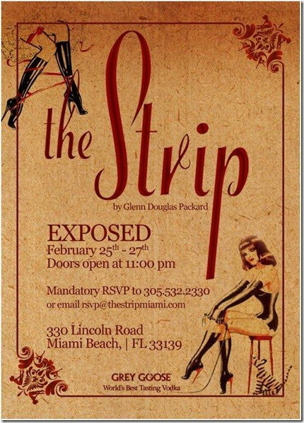 Strip Invite