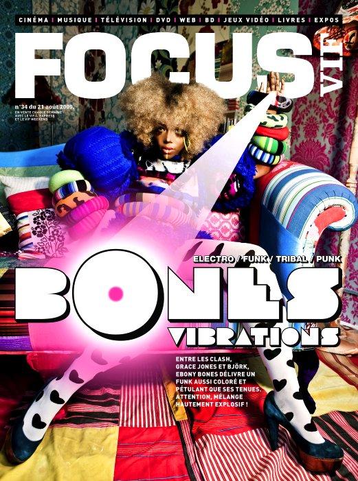 Ebony bones