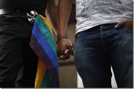 Mexico Gay Marriage MXAM106