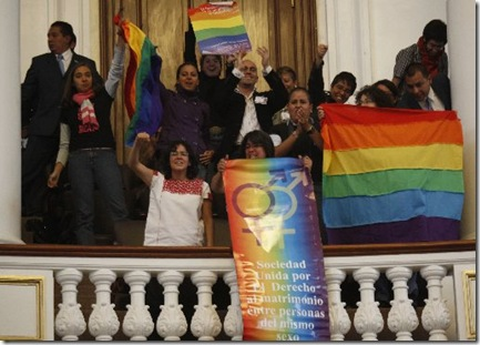 Mexico Gay Marriage MXAM108