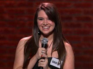 Idol Katie Stevens