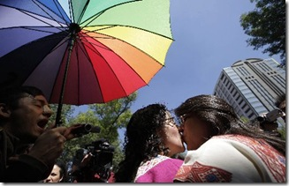 Mexico Gay Marriage MXGB101