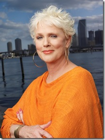 BURN NOTICE -- Pictured: Sharon Gless as Madeline Westen -- USA Network Photo: Justin Stephens