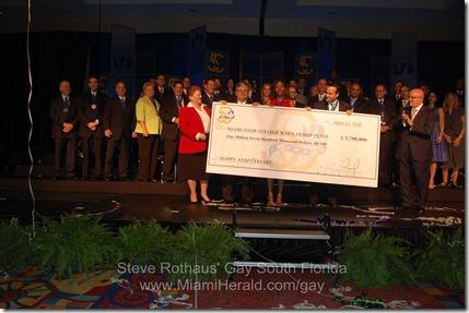 Miami Dade College alumni dinner 018