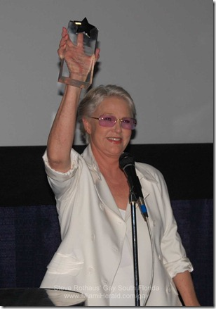 Miami Gay & Lesbian Film Festival - Sharon Gless, Wilson Cruz 014