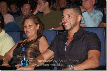 Miami Gay & Lesbian Film Festival - Sharon Gless, Wilson Cruz 032