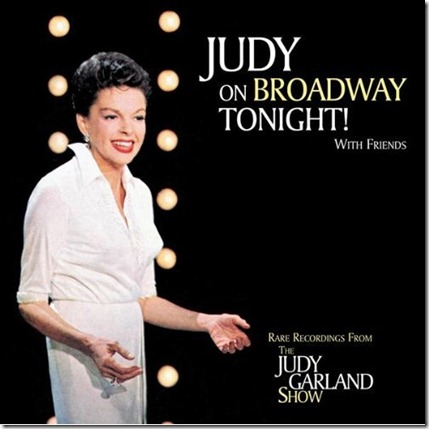 judy on broadway tonight