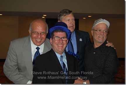 Miami-Dade Gay & Lesbian Chamber 2010 dinner 152