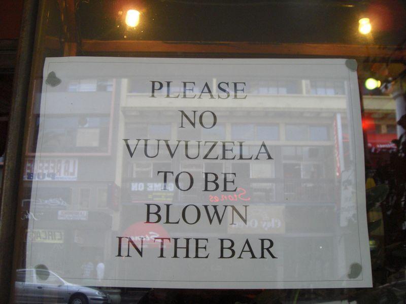 Capevuvuzela
