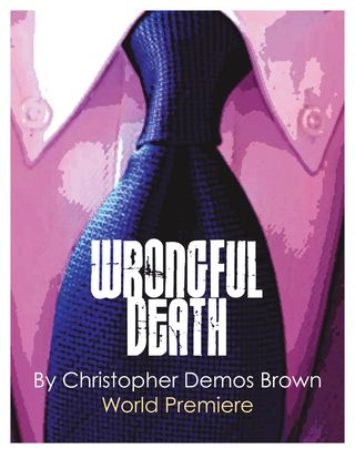 WRONGFUL POSTER (SMALL)