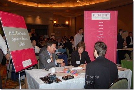 Lavender Law Career Fair & Conference 009