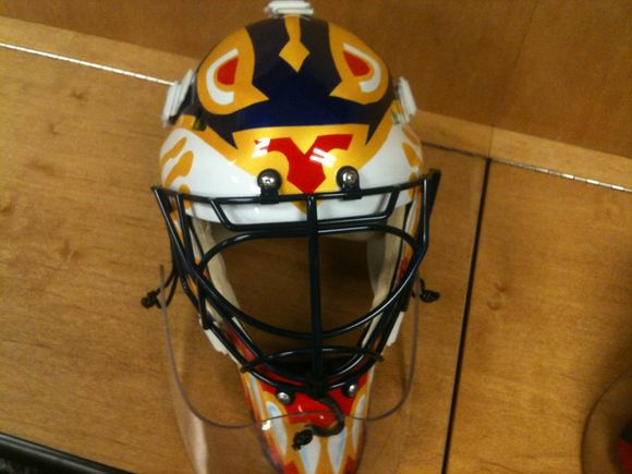 Scott Clemmensen's New Masks