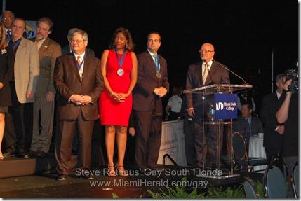 Miami Dade College alumni dinner 012
