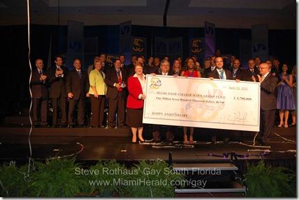 Miami Dade College alumni dinner 016