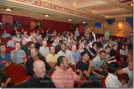 2010 Miami Gay & Lesbian Film Festival opening night 018