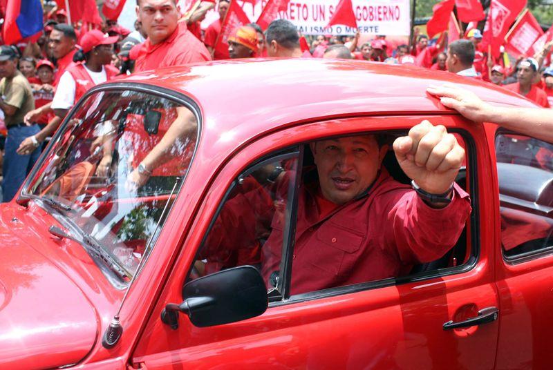 Venezuela Chavez XLM103