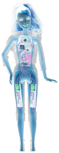 BarbieVideoGirl(X-ray)