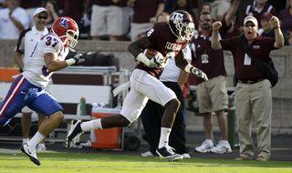 Louisiana Tech Texas A M Football(3)