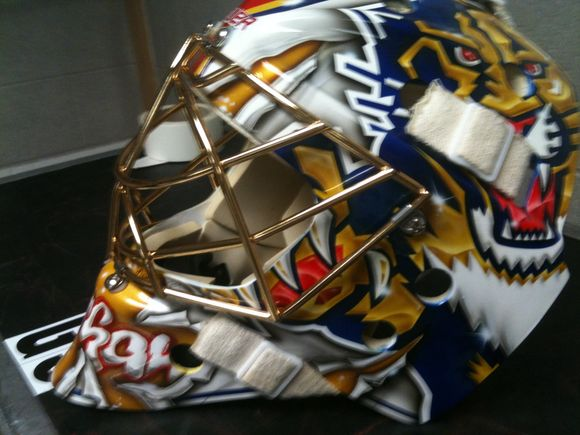 By Popular Demand: Markstrom's Mask