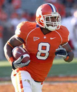 C.J. Spiller is gone, but Clemson still has Jamie Harper
