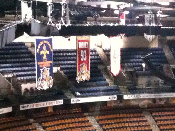 Torrey's Banner