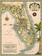 Sea board Air Line Railway in Florida