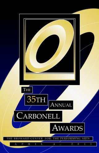 CARBONELL (35th) POSTER
