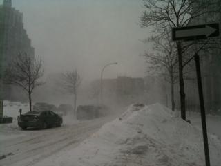 Snowtornado