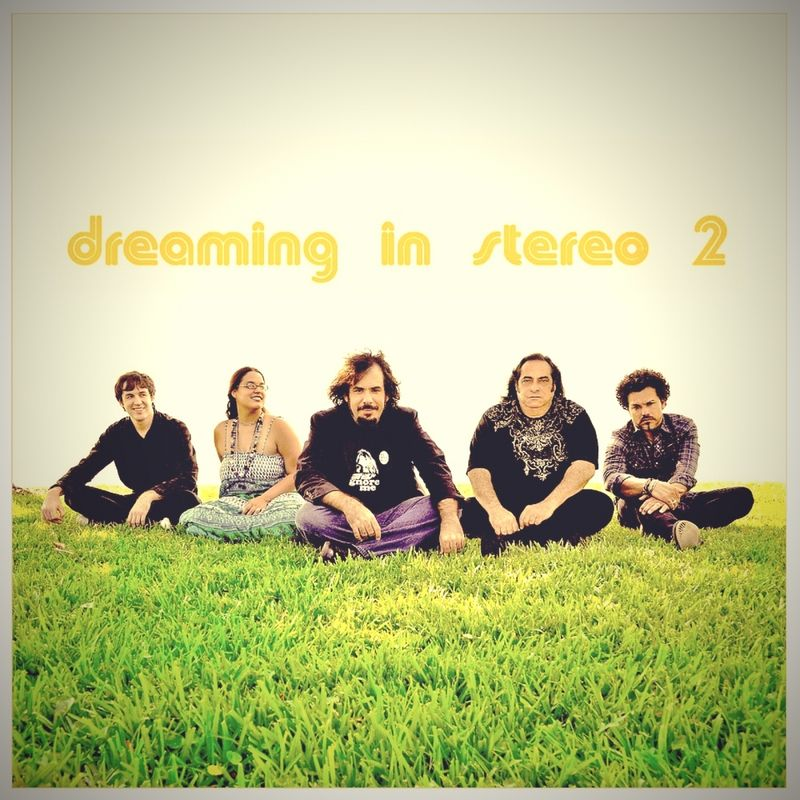 Dreaming in stereo 2 cover