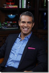 WATCH WHAT HAPPENS LIVE -- Season:3 -- Pictured: Andy Cohen -- Photo by: Heidi Gutman/Bravo