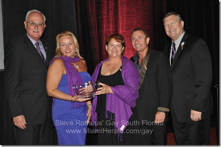Miami-Dade Gay & Lesbian Chamber dinner 069