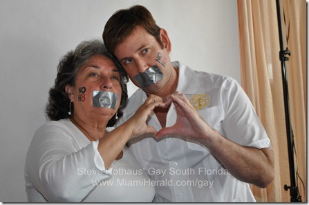 NOH8 shoot in Miami Beach 026